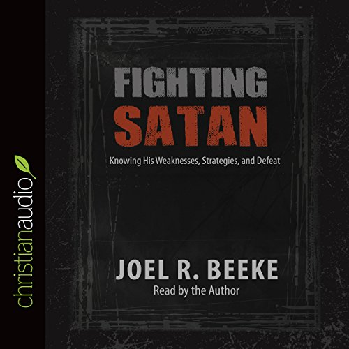 Fighting Satan audiobook cover art
