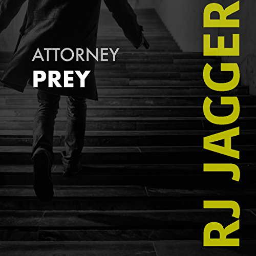 Attorney Prey audiobook cover art