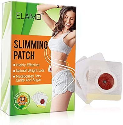 Weight Loss Sticker, Slim Wonder Patch [30 Pcs] Slimming Tightening Sticker, Belly Fat Burner, Buckets Waist, Waist Abdominal Fat Away, Quick Slimming and Shaping