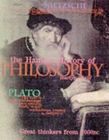 Hamlyn History of Philosophy by Martyn Oliver (1997-09-15) [Hardcover] [Jan 01, 1655] Martyn Oliver