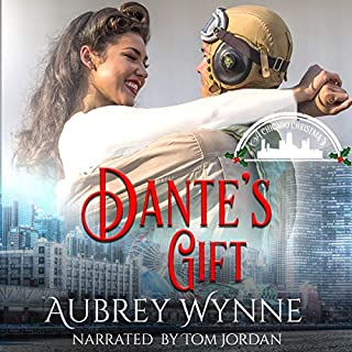 Dante's Gift audiobook cover art