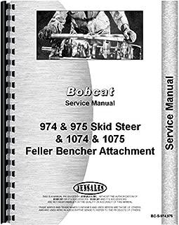Bobcat 975 Skid Steer Loader Service Manual