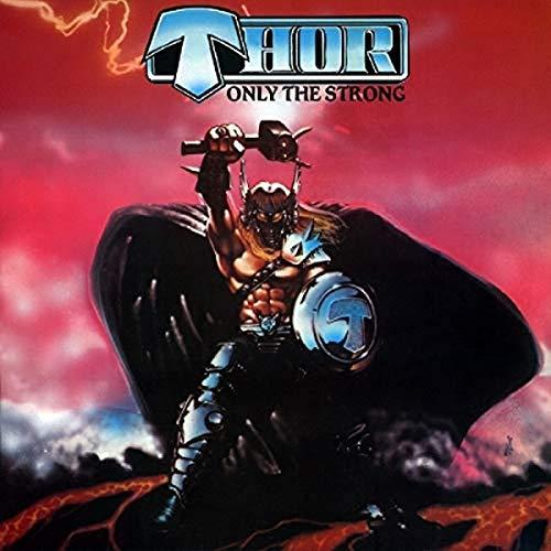 Thor: Only The Strong [Vinyl LP] (Vinyl)
