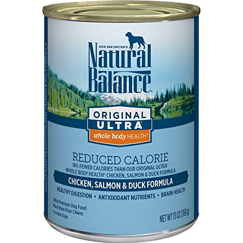Natural Balance Original Ultra Whole Body Health Wet Dog Food