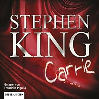 Carrie                   Autor:                                                                                                                                 Stephen King                               Sprecher:                                                                                                                                 Franziska Pigulla                      Spieldauer: 9 Std.     560 Bewertungen     Gesamt 4,5