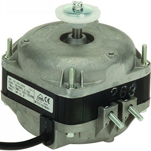 Elco NET5T10ZVN001 Motor de ajuste múltiple de 10 W