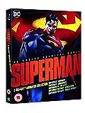 Superman: Animated Collection (5 Blu-Ray) [Edizione: Regno Unito] [Reino Unido] [Blu-ray]