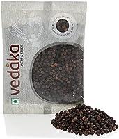 Amazon Brand - Vedaka Black Peppercorn (Kali Mirch), 100g