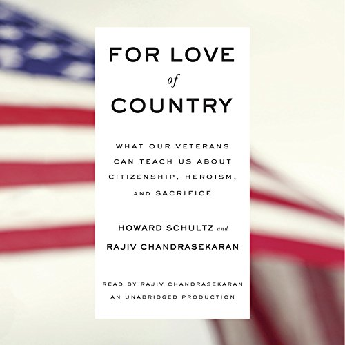 For Love of Country audiobook cover art