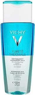 Vichy Purete Thermale Waterproof Eye Make up Remover 5.1 Fl Oz 150 Ml