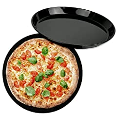 Emaille Pizzableche Set