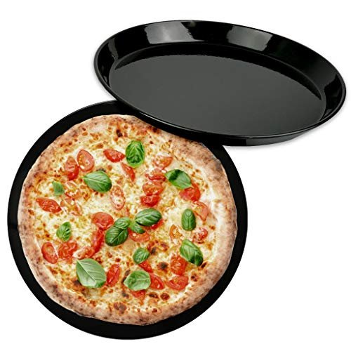 Hausfelder Emaille Pizzableche Set Bild