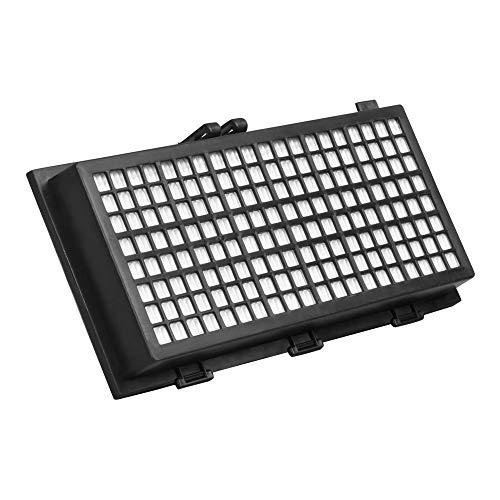 Hepa Filter für Miele Staubsauger 190 x 30 Ersatz für 9616270 SF-HA30 Abluftfilter Lamellenfilter Geruchsfilter