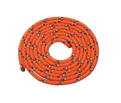 Corda per saltare in studio qualità PREMIUM HAEST - 3 metri - Blu - Giallo - Arancione - Rosso - Verde