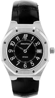 [オーデマピゲ] AUDEMARS PIGUET 腕時計 14800PT.OO.D001CR.01.SP ロイヤルオーク キュイール [中古品] [並行輸入品]