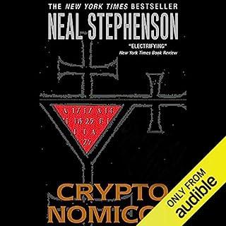 Cryptonomicon cover art