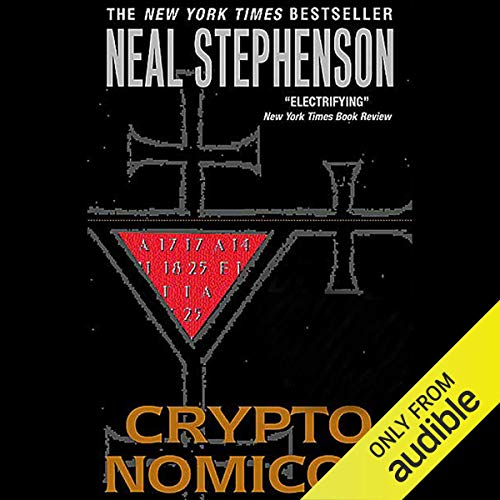 Couverture de Cryptonomicon