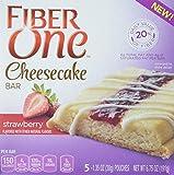 Just 150 calories per bar 20% daily value fiber 5g of fiber