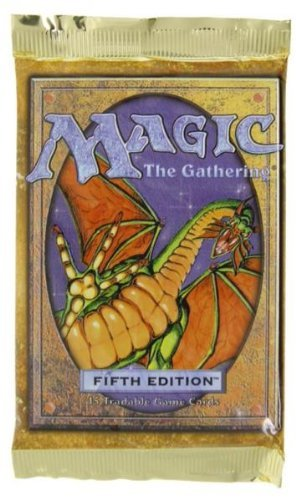 5th Edition Booster Pack