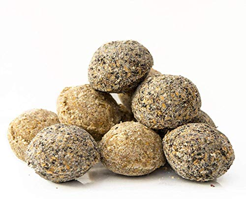 Harrisons Wild Bird Premium Fat Balls x 150 High Energy Food For The Winter