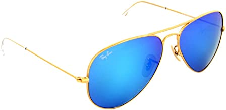 Ray Ban - RB3025 112/17 Aviator Blue Flash Lenses