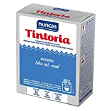 Nuncas Tintoria Cotone, lino, seta, viscosa azzurro - 260g