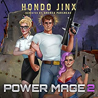 Power Mage 2 cover art