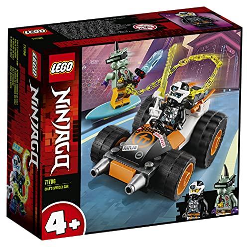 LEGO Ninjago IlBolidediCole, Auto da Corsa di Prime Empire per Bambini, 71706
