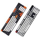 A-hyt Perfect Fashion - Juego de 104 teclas de perfil OEM PBT para teclado técnico cómodo diseño (color: # 5)