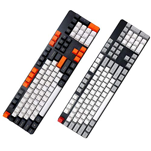 Yi-xir Fashion Design 104 Key OEM Profile PBT THLEAN KEYCAPS...