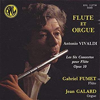 Flûte & Orgue (Arr. for Flute and Organ)
