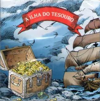 a ilha do tesouro [Audio CD] a ilha do tesouro