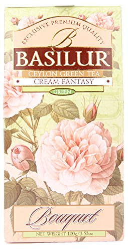 Basilur Cream Fantasie Green Tea Nachfüllpackung