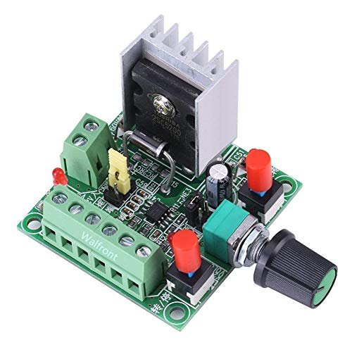 Signalgenerator Modul PWM / Frequenz Impuls Justierbarer Schrittmotor Antrieb Controller Brett mit Überbrücker für Einfache Geschwindigkeits und Rückholregelung