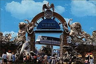 1984 Louisiana World Exposition New Orleans Original Vintage Postcard
