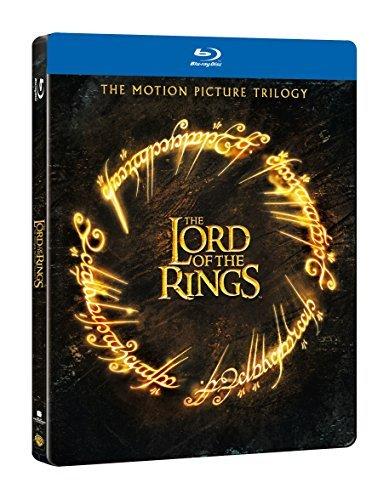 Il Signore degli Anelli (Steelbook)(3 Blu-Ray)