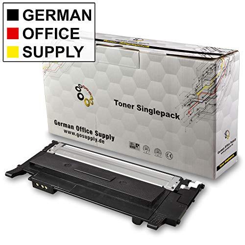German Office Supply Toner für Samsung CLT-K404S schwarz Samsung Xpress C 430/W 480/FN/FW/W 482 W SL-C 430/W 483/FW/W