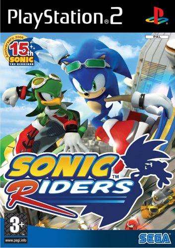 Sonic Riders (PS2) [Edizione: Regno Unito]