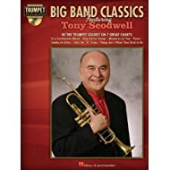 Big Band Classics Featuring Tony Scodwell: Trumpet Play-Along Pack by Tony Scodwell (2008-12-01)