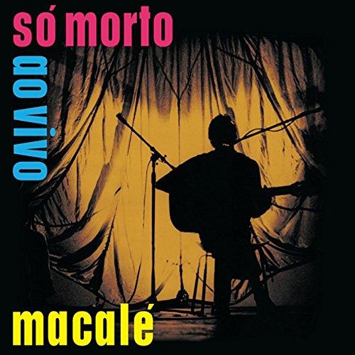 LP Jards Macalé - Só Morto ao Vivo
