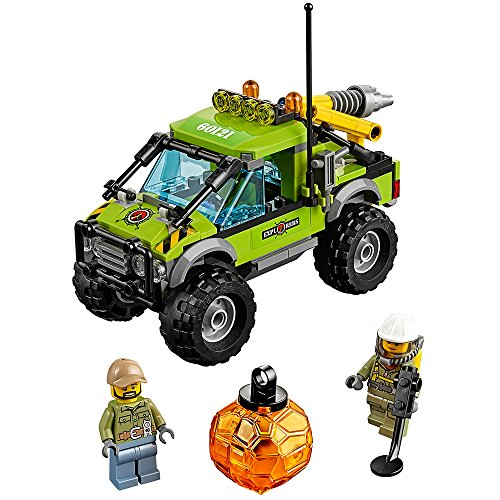 LEGO City Volcano Explorers 60121...