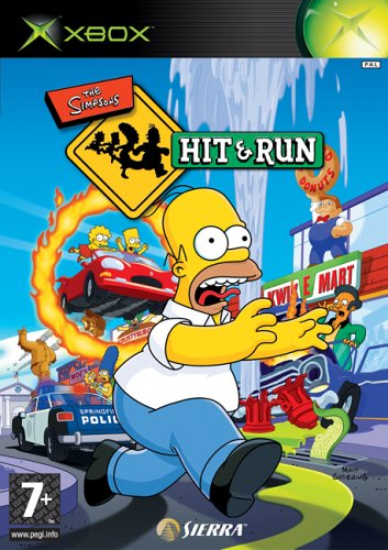 The Simpsons: Hit & Run (Xbox) [Importación Inglesa]