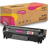 Excellent Print Q2612A 12A Compatible Cartucho de Toner para HP Laserjet 1012 1015 1020 3030