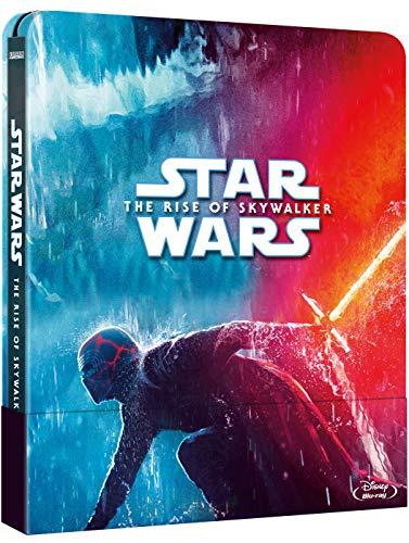 Steelbook Star Wars: El Ascenso de Skywalker Blu-ray
