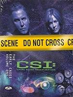 Csi: Early Cases 1 [DVD]