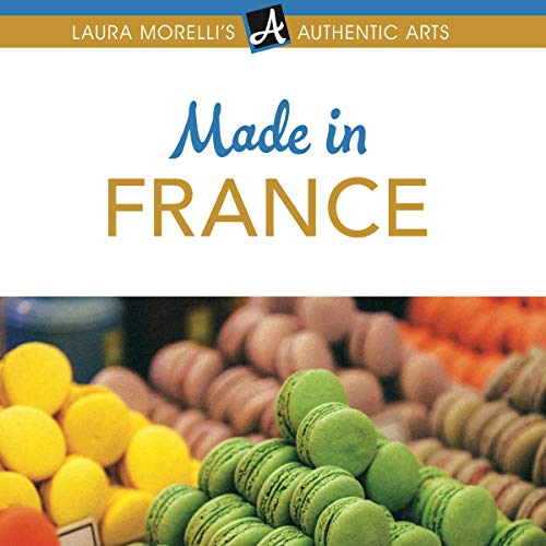 Made in France audiobook cover art