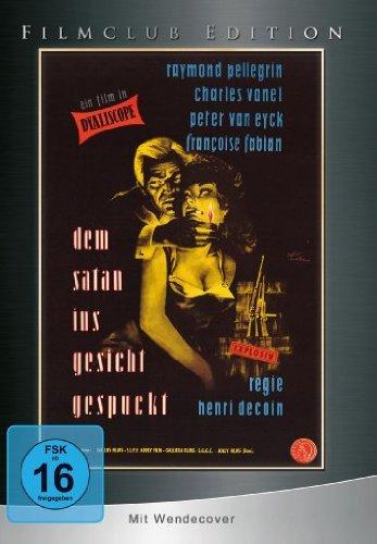 Dem Satan ins Gesicht gespuckt - Filmclub Edition 9 [Limited Edition]