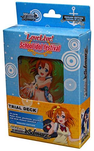 Bushiroad Weiss Schwarz Love Live! Trial Deck [School Idol Festival]