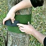 Buzzard Baumschutz Grün mit Kletterverschluss - 2