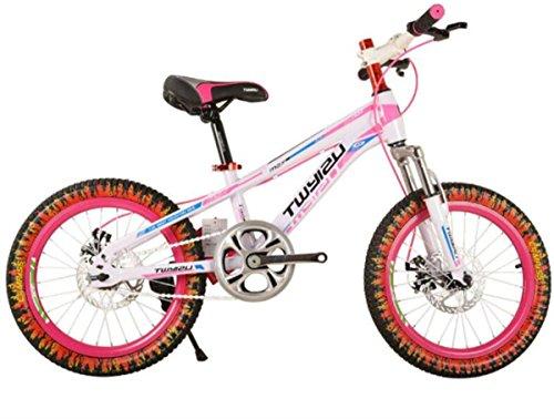 Neue Kinder-Bike Mountain Bike Zwei-Scheiben-Schock 5 - 12 Jahre Altes Pedal Bike , 4